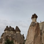 Pasabag or Monks Valley/fairy chimneys