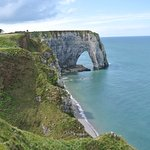 Photo de Falaise d'Etretat