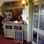 Half Moon Inn bar