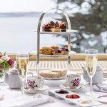 Afternoon Tea in The Regatta Restaurant