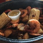 Shrimp Steam Pot - Yummy!!