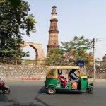 Transport @ Qutab Minar