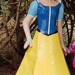 Full human size Snow white