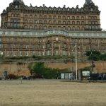 huge hotel