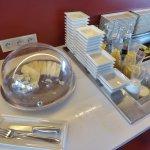 l'on ne peut prendre que le Breakfast, mais alors il est très copieux