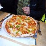 une pizza, si si !