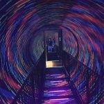 Rotating Tunnel