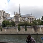 Notre Dame from the Bato Bus stop