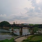 The Death Bridge over the River Kwai