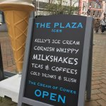 The Plaza Ices, Cowes has had a makeover for 2017.