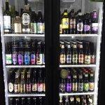 Another beer fridge