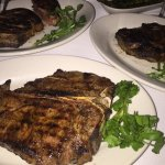 2 different aging method ; porterhouse has 2 different cuts.