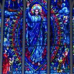 Stained glass beauty.