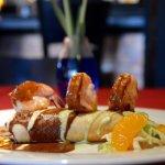 shrimp Chimichanga