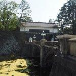 Photo of Two-tiered Bridge (Ni-ju Bashi)