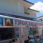 Princess Divers Scuba Diving Center at Ko Phi Phi