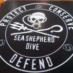 Sea Shepherd and Princess Divers at Cooperation