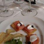 caviar,wine