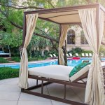 Resort Pool day beds