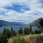 View over Lake Waikatipu