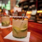 Our signature Cantina margarita made with tequila, fresh lime juice, and agave nectar