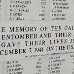 Memorial statement...