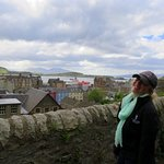 View of the charming town of Oban - easy walk from Sandvilla B&B