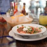 Dirty Queso-- one of our most popular appetizers!