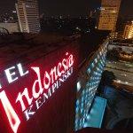 印尼雅加達凱賓斯基飯店