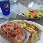 Hot Lobster Roll