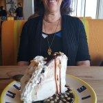 Hulu Pie for Birthday Dessert