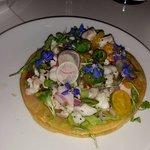 Rockfish and Shrimp Ceviche