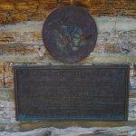 Pony Express Station Plaque