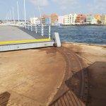 Queen Emma Floating Bridge in Curacao