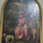 Tobías y el ángel. Tiziano