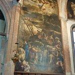 Adoración del becerro de oro. Tintoretto