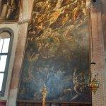 El juicio universal. Tintoretto