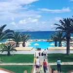 Photo de Mitsis Rinela Beach Resort & Spa