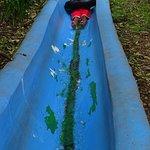 Water slide!!