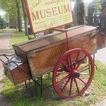 De nostalgisch museum aanwijzing in Ballum