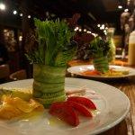 Fresh Farm to Table Salad