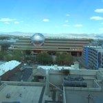 View from Room, Eldorado Casino Resort, Reno, Nevada