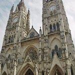 Basilika von Quito Foto