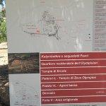 Archäologische Stätten von Agrigent (Tal der Tempel) Foto