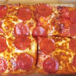 Five dollar lunch combo - pepperoni pizza