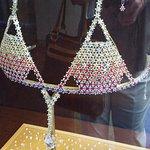 Vicotria's Secret's Dream Fantasy Bra worn by Heidi Klum