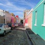 Bo-Kaap Street Scene