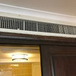 Damp noisy, dirty air conditioning vent