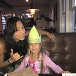 Celebrating my little princess 6th bday w/awesome serenades in background