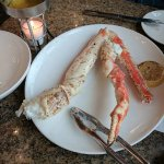 Painful memory of the most delicious succulent crab legs far far away~~~